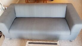 2x IKEA KLIPPAN 2-seat sofa - LIKE NEW !!
