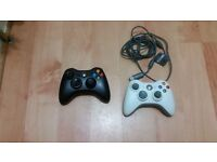 Official Xbox 360 Official Elite Wireless Controller - Black and white