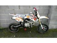 Slam pro 160cc motocross pit bike , not kx rm yz cr ktm stomp wpb quad
