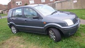 Ford fusion, low milage, runs fine