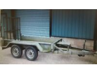 plant trailer 8ft by 4ft