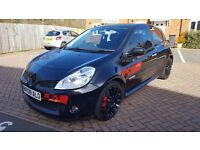 RENAULT SPORT CLIO 197 2.0 2008 Black, Full Leather Interior, F1 *Price reduced*