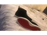 christian louboutins sneakers rare limited addition