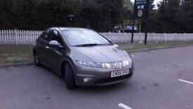 Honda civic 2,2 diesel I-CdTi 2006 ES Its nice and clean car