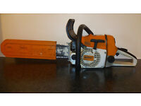 """STIHL 026 PRO CHAINSAW WITH 18"""" BAR AND CHAIN"""