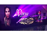 Asian Wedding DJ - Virsa Entertainment - Bhangra DJ's - Luxury Wedding Djs
