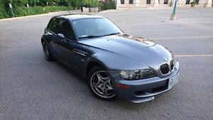 2002 BMW M Base Low-mileage S54 M Coupe (MZ3)!