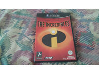 gamecube pal game the incredibles