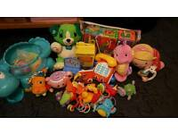 Toy bundle in excellent condition