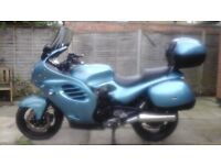Triumph Trophey 1200.Low milage ,great condition one previous ownner