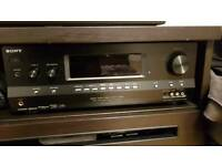 Sony STR-DH810 7.1 Channel 100 Watt Receiver MULTI CHANNEL AV RECEIVER
