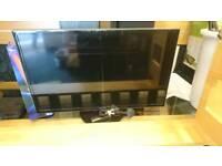 "Samsung 28"" flatscreen tv"