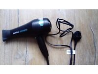 BRAND NEW HAIR DRYER BABYLISS EXTREME AIR 2100W 5197CU