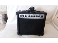 Small 15 watt Acoustic Amplifier