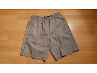 Mens Light Grey Nike Shorts - Size Large - Excellent Condition