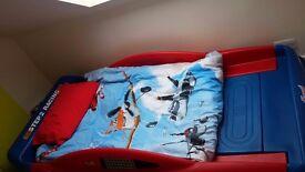 Step 2 Car Bed: Toddler/Single