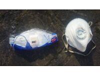 New 3M™ Respirator, FFP1, Valved, 9312 EN149:2001FFP1 Face mask Moldex 2365+