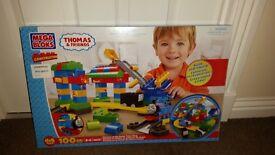 Thomas 100 piece Mega Bloks set