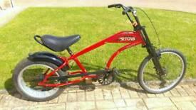Chopper bike Low Rider bike