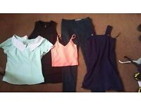 Women's clothes size 8-10 New Look, American Apparel, vintage