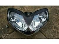Honda CBR 125 2007 headlight