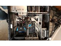Aluminium case tower i7-2600k,980Ti 10y Warrenty , Samsung 850 Pro 256GB+Evo 500GB SSD Games Pro PC