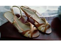 RRP £120 CARLUCCI Women's SANDALS Size UK 5 / EU 38