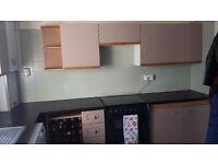 Kitchen units- ideal for garage/shed