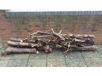Fire wood.