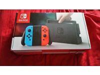 Nintendo Switch Brand New Unopened Still in Original Packaging..