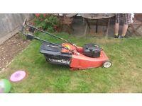 petrol mountfield large mower spares or repair £15