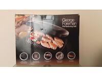 George Foreman 10 piece grill BNIB £30