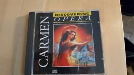Carmen- Discovering Opera CD