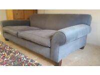Large sofa Howard style