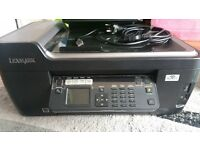All in one - printer, scanner, fax, Lexmark Prospect Pro205