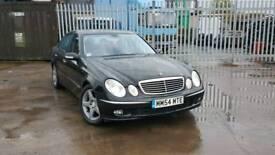 Mercedes E220 2004 **XENON + LEATHER + CLEAN CAR**