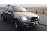 PRISTINE & MECHANICALLY EXCELLENT BMW X5 M Sport 3Ltr Diesel Auto - Metallic Grey