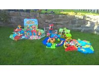 Hugh Collection of HappyLand toys