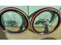 Mavic disc wheels 26 inch