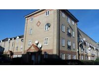 NEWLY REFURBISHED TWO BEDROOM FLAT IN BECKTON NEXT TO ASDA AND DLS