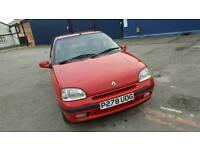 1996 Renault Clio 1.4 RT Auto
