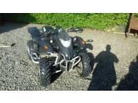 On road 250cc quadzilla