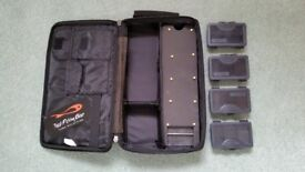TF GEAR COMPACT RIG POUCH FISHING TACKLE BAG - NEW - IDEAL XMAS GIFT