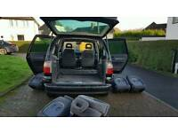 2003 Ford Galaxy 7 seater