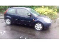 2005 Ford Fiesta Zetec 1.2 petrol Full mot Excellent drives cheap to run and insurance hpi clear
