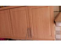 Wanted Kitchen Unit or Doors OAK