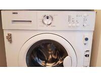 Integrated Washing Machine - ZANUSSI ZWI 1125, 6KG 1200rpm