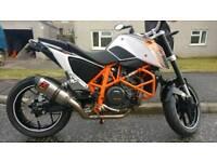 KTM Duke 690 ABS 2013 11K vgc
