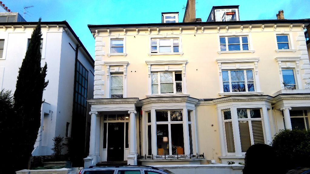 Twin bed studio (sleeps 4) Belsize Square NW3