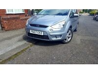 Ford s-max titanium 2.0 diesel 6speed 7seater lovly family car